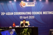 ASEAN cần phát huy tinh thần gắn kết, ngăn chặn hiệu quả dịch COVID-19