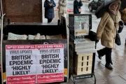 'Dịch Covid-19 có thể nhấn chìm ngành báo chí'