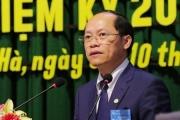 Ông Nguyễn Hồng Lĩnh giữ chức phó chủ tịch UBND tỉnh Hà Tĩnh