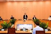Bí thư Thành ủy Vương Đình Huệ: Qua chống dịch, giá trị căn bản của đất nước, Thủ đô nhân lên rõ rệt