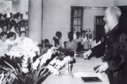 70 năm Hội Nhà báo Việt Nam (21/4/1950-21/4/2020): Bồi dưỡng trình độ chính trị và nghiệp vụ, đạo đức nghề nghiệp cho hội viên, vai trò tổ chức Hội ngày càng nâng cao
