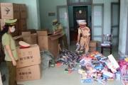Quảng Bình: Bắt giữ lô hàng lậu trên 150 triệu đồng
