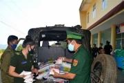 Việt-Lào tăng cường phối hợp phòng, chống dịch bệnh COVID-19