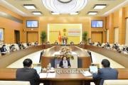 Chính phủ báo cáo Ủy ban Thường vụ Quốc hội về các biện pháp hỗ trợ người dân gặp khó khăn do đại dịch COVID-19