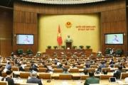 Quốc hội sẽ họp trực tuyến một nửa kỳ họp thứ 9