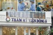 Thẩm mỹ viện Đông Á thuộc Tập đoàn SCI bị phát hiện hàng loạt sai phạm