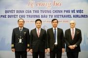 Vietravel Airlines dự kiến bay chuyến đầu tiên vào năm 2021