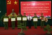 Công an tỉnh Thừa Thiên - Huế phá thành công chuyên án ma túy mang bí số 520P