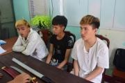 Thừa Thiên – Huế: Bắt 3 đối tượng giữ người trái pháp luật vì mâu thuẩn tiền bạc