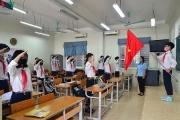 Học sinh Hà Nội hào hứng đến trường sau nhiều tháng nghỉ tránh dịch Covid-19