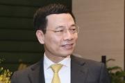 Bộ trưởng Nguyễn Mạnh Hùng: 'Covid-19 là cơ hội để doanh nghiệp ICT nghiên cứu và sản xuất thiết bị y tế'