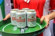 Bia Hà Nội: Thử nghiệm dịch vụ ship bia trong 2 tiếng