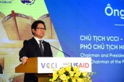 Chủ tịch VCCI: Doanh nghiệp không xin tiền, chỉ xin cơ chế