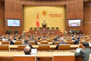 TOÀN CẢNH: Khai mạc kỳ họp đặc biệt, Quốc hội khóa XIV