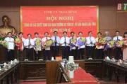 Thái Bình điều động, bổ nhiệm hàng loạt lãnh đạo chủ chốt