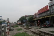 Hà Nội cần hơn 220 tỷ đồng để xóa toàn bộ lối đi tự mở qua đường sắt