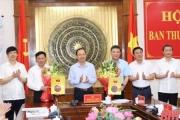Thanh Hóa: Ban Bí thư chuẩn y nhân sự Ban Thường vụ Tỉnh ủy