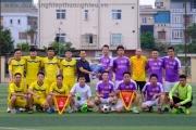 Giao hữu bóng đá: CA phường Kiến Hưng – CA phường Phúc La (Hà Đông)