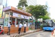 Giới trẻ dễ dàng mua nhượng quyền mô hình ki-ốt cà phê mang đi kết hợp nhà vệ sinh công cộng