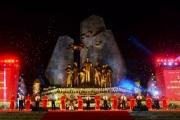 """Xúc động với Lễ khánh thành tượng đài """"Chủ tịch Hồ Chí Minh với nhân dân Quảng Bình"""""""