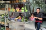 Hậu dịch, lãnh đạo doanh nghiệp đi bán bánh
