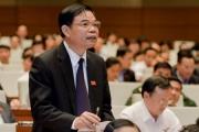 Bộ trưởng Nguyễn Xuân Cường: Không có lý gì cứ tập trung ăn thịt lợn, thịt gà cũng rất tốt