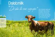 "Dalatmilk ""Di sản từ cao nguyên"""