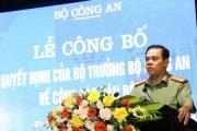 Dấu ấn tân Gám đốc Công an tỉnh Nghệ An Võ Trọng Hải: 'Khắc tinh của tội phạm ma túy'