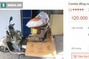 Kinh doanh thời 4.0: Đồng nát sắt vụn cũng được bán online theo combo