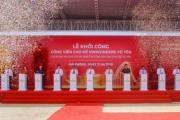 Vingroup khởi công công viên chủ đề lớn nhất Việt Nam