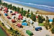 """Hà Tĩnh: Quá 120 ngày, 130 thùng container vẫn """"hiên ngang"""" giữa rừng phòng hộ"""