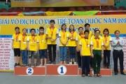Giải cờ vua trẻ toàn quốc tranh cúp Vietcombank 2020 kết thúc sớm vì Covid-19