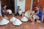 Nón Làng Chuông - Nét đẹp làng nghề Việt