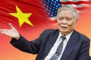 20 năm Hiệp định thương mại Việt - Mỹ: Trưởng đoàn đàm phán Nguyễn Đình Lương và những chuyện chưa kể