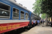Đường sắt chạy lại đôi tàu Thống nhất SE9/10 chạy suốt Hà Nội - Sài Gòn