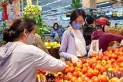 Đà Nẵng cam kết cung ứng đủ thực phẩm khi người dân đi mua sắm tăng nhanh
