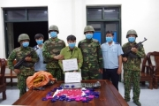 Hà Tĩnh: Liên tiếp bắt các vụ vận chuyển ma túy