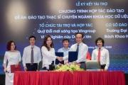 Tập đoàn Vingroup hợp tác đào tạo thạc sĩ Khoa học Dữ liệu