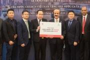 PSD Group trao tặng khẩu trang y tế cho nhân dân Qatar và Oman