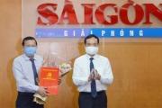 Tổng biên tập báo Sài Gòn Giải Phóng được điều động nhận công tác tại UBND TP.HCM