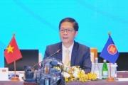 Bộ trưởng kinh tế 15 nước RCEP bàn cách ứng phó COVID-19