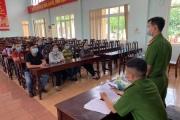 Đắk Lắk: Bắt các nhóm đối tượng tụ tập đánh bạc giữa mùa dịch Covid-19
