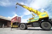 Cảng cạn Long Biên chính thức đi vào hoạt động, đón đầu hiệp định EVFTA