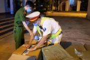 Hà Tĩnh: Liên tiếp phát hiện khẩu trang lậu, thu hàng chục ngàn sản phẩm