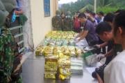Hà Tình: Triệt phá đường dây vận chuyển hơn 237 kg ma túy từ Lào