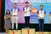 Khởi động giải vô địch cờ vua toàn quốc năm 2020 tranh cúp LienVietPostBank