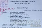 Phú Quốc: Công ty Trường An Phát bị tố hủy hoại tài sản của người dân