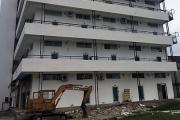 Sở Xây dựng Tp.HCM cho biết sẽ phối hợp UBND quận Bình Tân và UBND quận Thủ Đức tiến hành cưỡng chế trong tháng 9/2020 đối với 4 công trình chung cư mini xây dựng sai phép, sai quy hoạch.