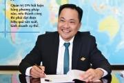 """Ông Trương Tiến Dũng - Tổng giám đốc Công ty CP Kinh doanh thủy hải sản Sài Gòn: """"Bán hàng là bán cái tâm mình trước"""""""