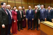 Hưởng ứng bài viết của Tổng Bí thư, Chủ tịch nước Nguyễn Phú Trọng: Tạo đột phá thực sự về thể chế, đưa đất nước bước vào giai đoạn phát triển mới